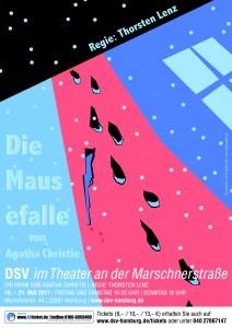 Die Mausefalle - DSV im Theater an der Marschnerstraße