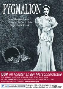 Pygmalion - DSV im Theater an der Marschnerstraße