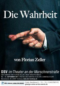 Die Wahrheit - DSV im Theater an der Marschnerstraße
